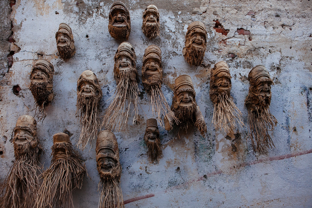 Root Carvings, Hoi An