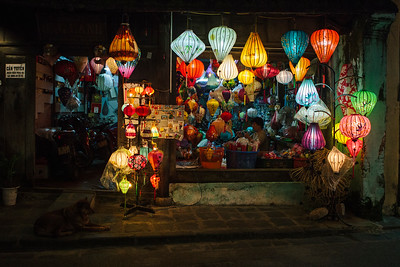 The Lantern Shop, Hoi An