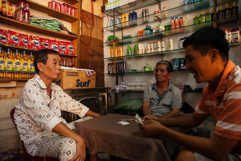 Card Games, Hoi An