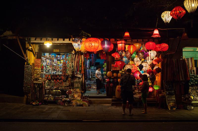 Lantern Shop, Hoi An
