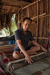 The Bed Mat Weaver, Cam Kim