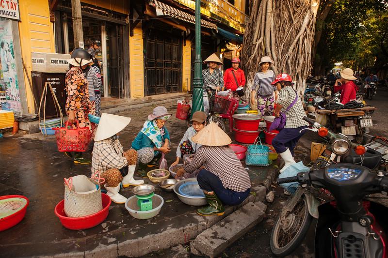 The Street Market, Hoi An