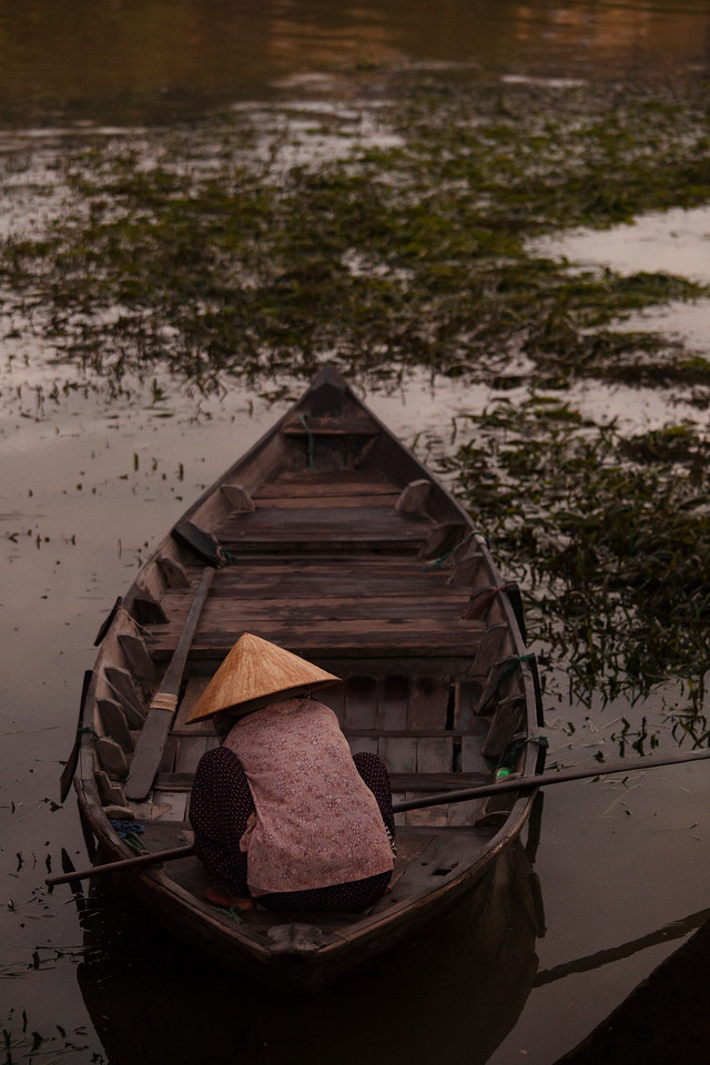 On the Water, Hoi An