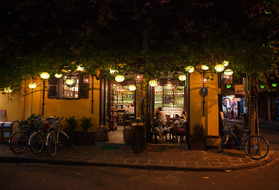 The Bougainvillea Cafe, Hoi An