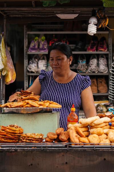 Food Vendor, Hoi An