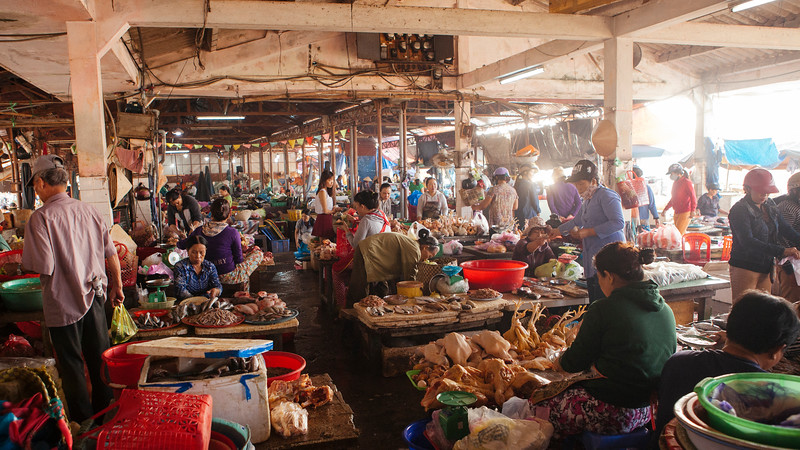 The Fish Market, Hoi An