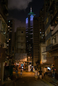 street in hong kong