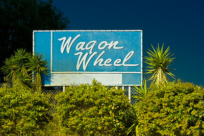 Ventura Americana  The Wagon Wheel Motel and Restaurant opened in 1947 and closed in 2005.