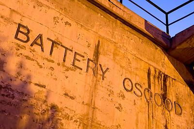 Battery Osgood, Fort MacArthur, San Pedro, CA