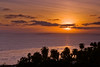 California Sunset from Fort MacArthur, San Pedro, CA<br /> <br /> Handheld Singh-Ray graduated neutral density filter to reduce the<br /> sunset light.