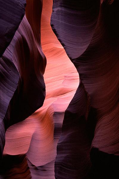 Lower Antelope Canyon, Page AZ<br /> (film)