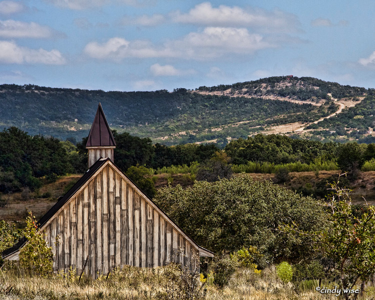 paniolo ranch/wedding chapel in sisterdale, tx