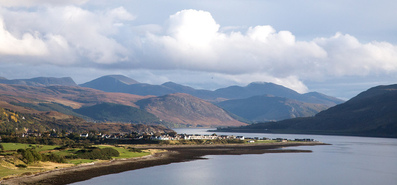 Loch Broom and Ullapool