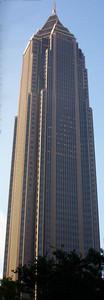 Plaza building in Atlanta