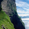 Kalsoy cliffs