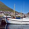 Klaksvik harbour