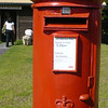 Tristan da Cunha Post Office<br /> Mail collected daily, and shipped every few months