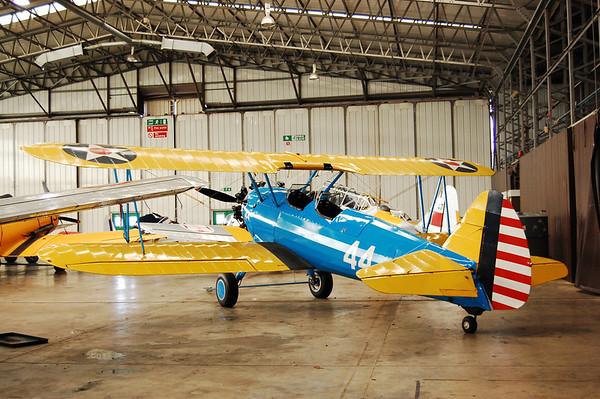 Duxford Air Museum - September 2010