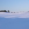 Snow Field, Auburn, Maine