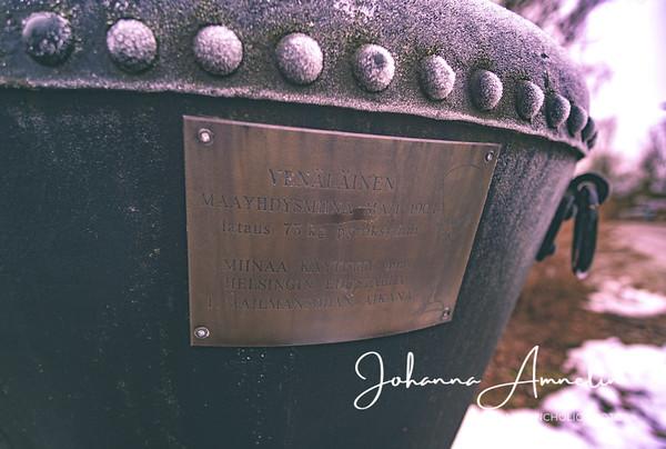 Näkymät Aurajoelle korkealta Maununtyttärenpuistosta ja Saaren Taika® suolasaippuan teho elämässä ilman deodoranttia