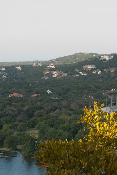 From Mt. Bonnell August 2009