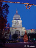 austin capitol - xmas lights - select A1