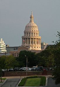north side of the state capital building