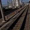 Kyoto station, on my way to Australia...