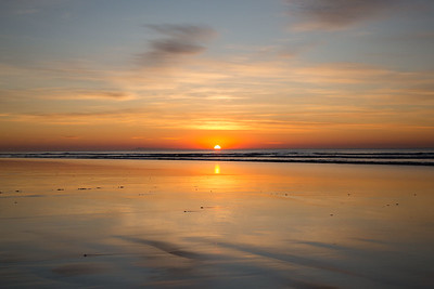 Sunrise at Fishos, Torquay, Australia