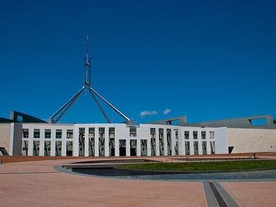 Parliamentary Facade