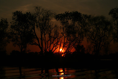 Yellow Waters, Kakadu National Park, Northern Territory, Australia.