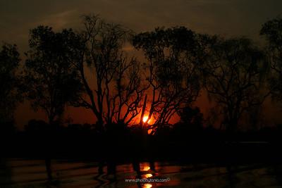 Yellow Waters, Kakadu National Park, Northern Territory, Australia.