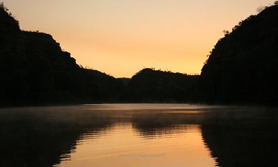 Katherine Gorge, Nitmiluk National Park, Northern Territory, Australia.