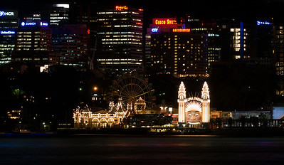 luna park, syndney