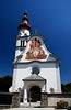 Church at Kemuten, Austria