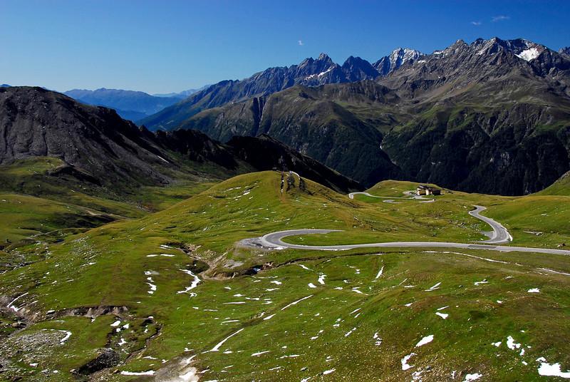 Grossglockner Pass - Heiligenblut, Austria