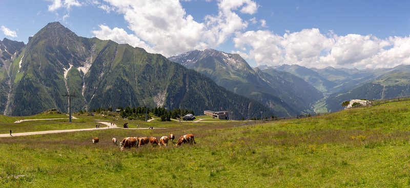 European Vacation - Day 16 - Mayrhofen, Austria