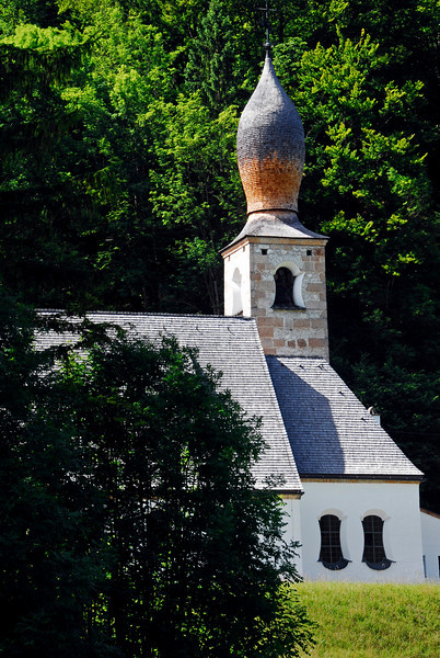 Onion-shaped Dome - Schneizireuth, Austria
