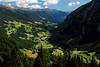 Overlooking Heiligenblut, Austria