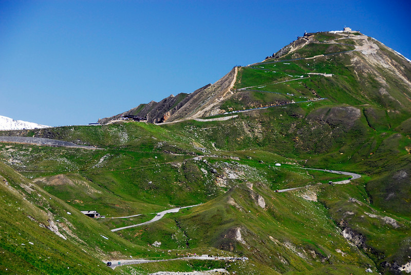 Grossglockner Pass to Biker's Nest - Austria
