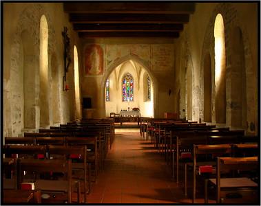 Chapel in Linz