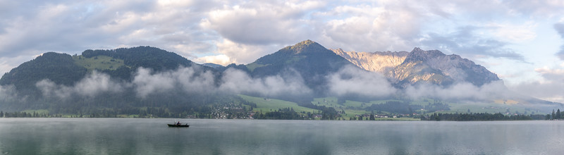 European Vacation - Day 12 - Walchsee, Austria