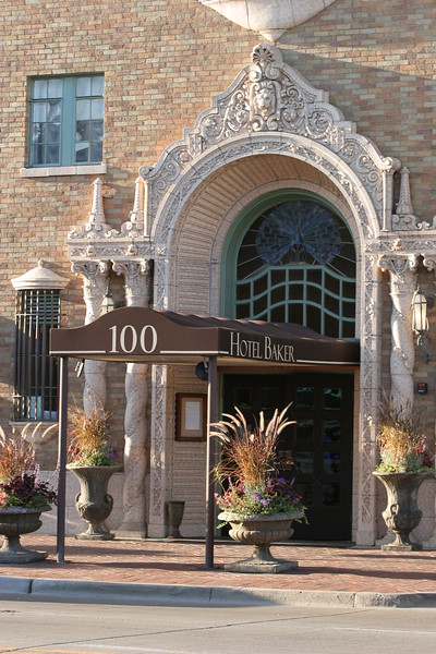 Hotel Baker, St. Charles, IL