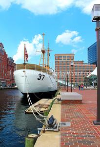 USCGC Taney, Inner Harbor, Baltimore, MD