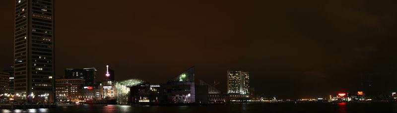 Baltimore Panoramic 1