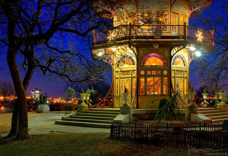 Patterson Park Pagoda,