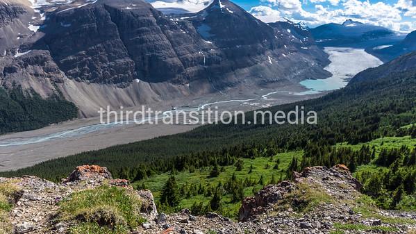 Glistening Glacier