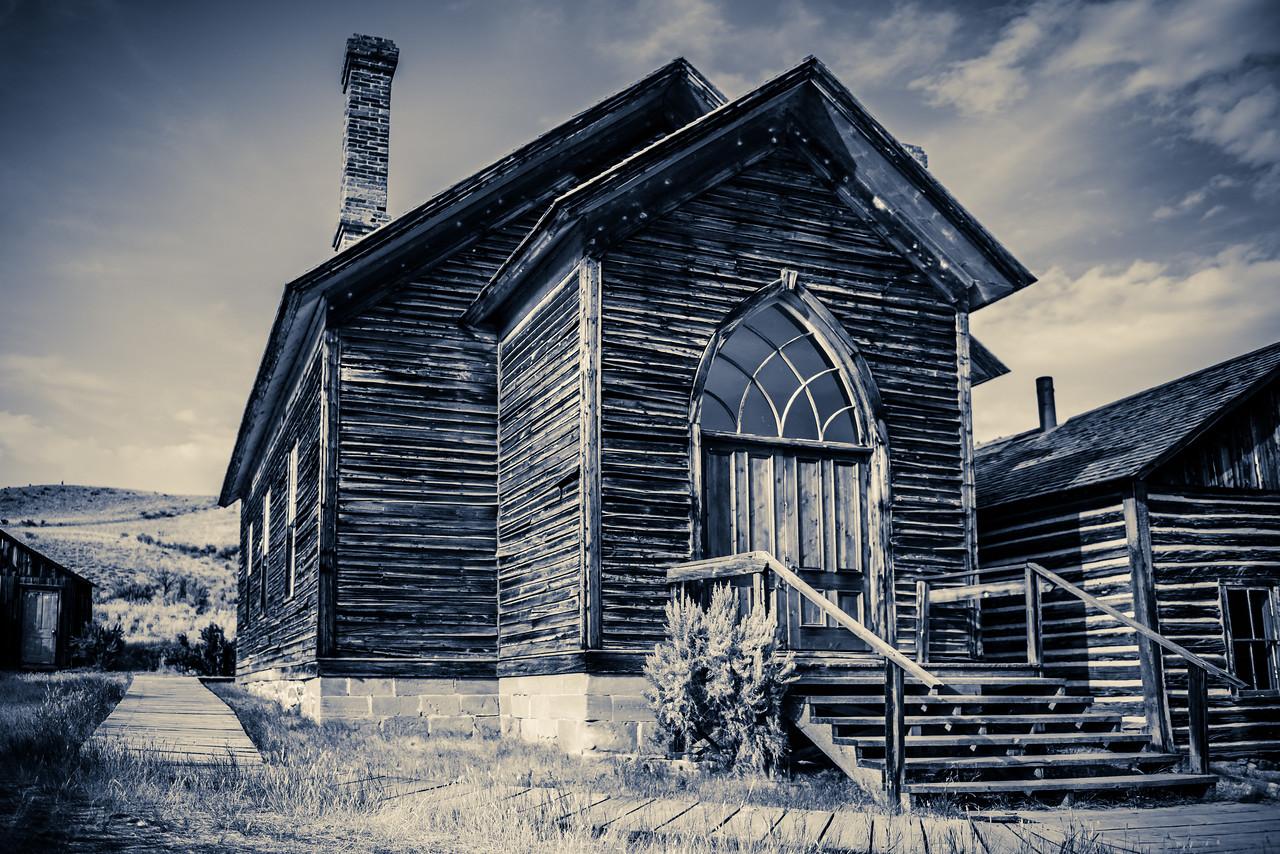 Bannack Ghost Town - Bannack State Park, Montana - Part 5