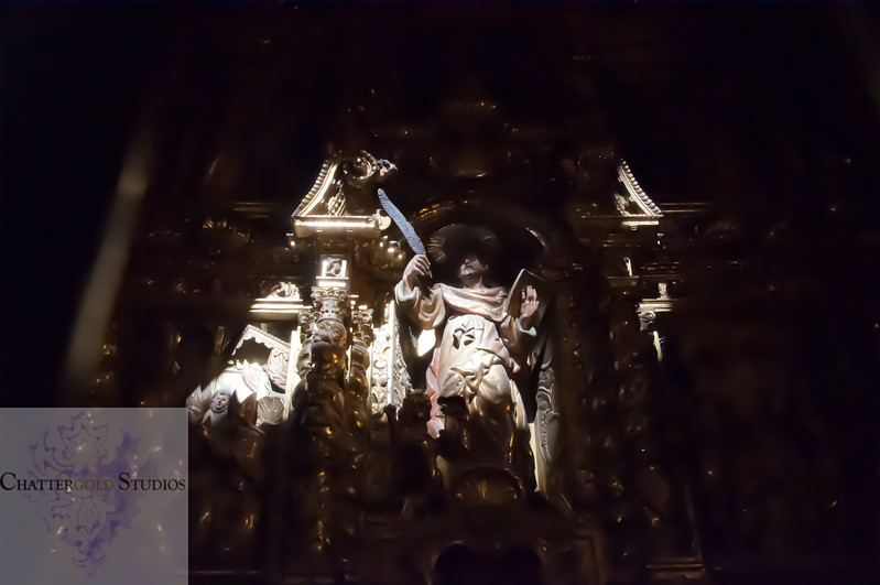 Saints in the Shadows, The Cathedral of Barcelona