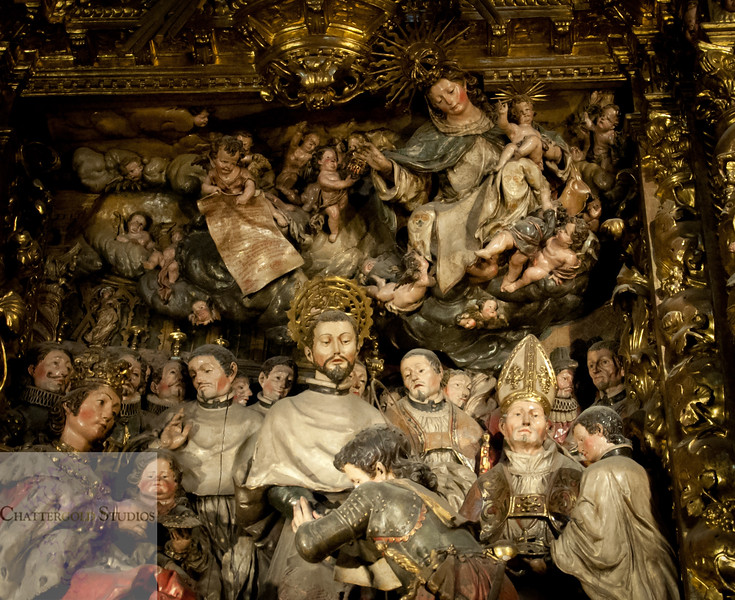 The Saints of Catalunya, The Cathedral of Barcelona